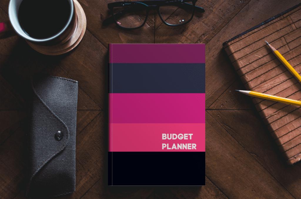 paperback budget planner