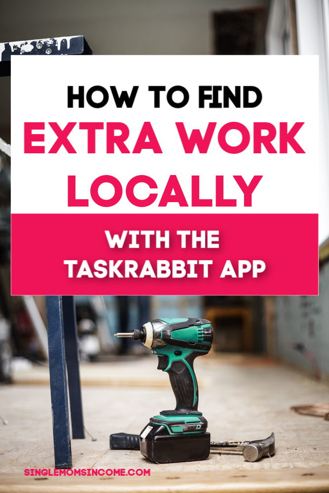 If you're looking to make extra money locally check out our TaskRabbit review. With TaskRabbit you can dowload the app and perform tasks in your area for the rates you set. #sidehustle