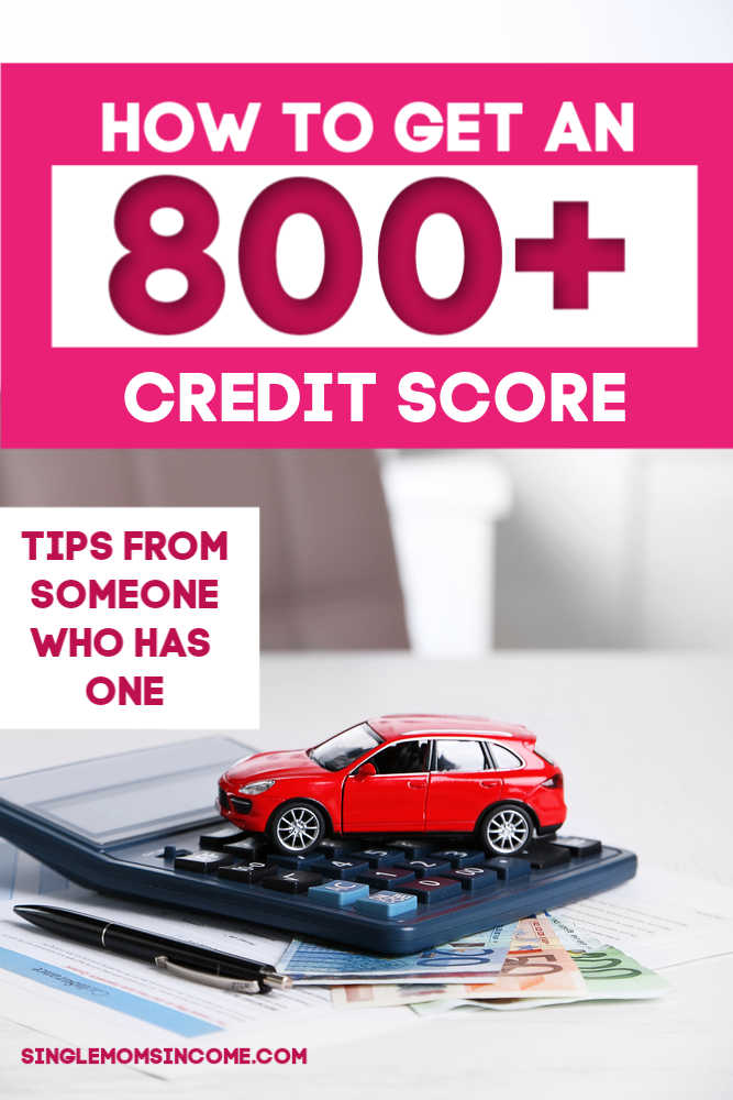 Trying to get into the 800 credit score club? I'm sharing what it took to get my credit score to 823. (I think this may really shock you!) #creditscore #personalfinance #youcandoittoo