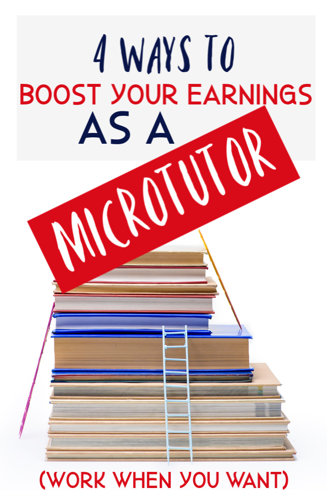 How to make more money as a studypool tutor. #tutoring #workathome
