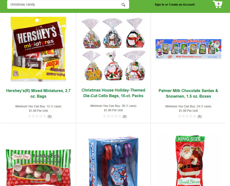 Dollar Tree Christmas candy makes great stocking stuffers!