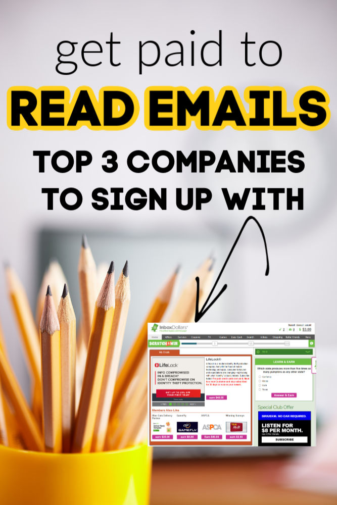 Come across someone saying you can get paid to read emails? Here's what it means and the best places to sign up. (And no, it won't replace your day job.)