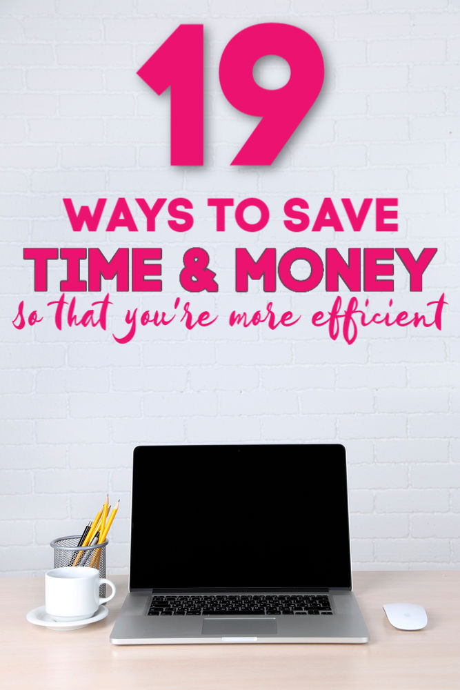 Looking to up your productivity? Try these twenty mom hacks to save both time and money and get a whole lot more done each day.