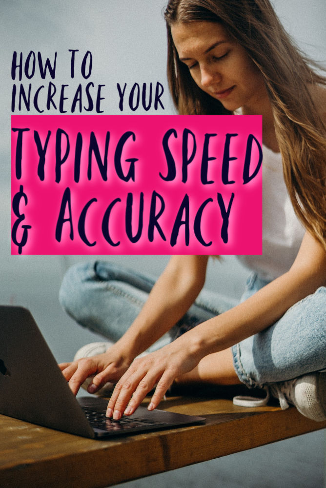 If you want to make decent money as a data entry clerk or transcriptionist you need to increase your typing speed and accuracy. Here's how to do it.