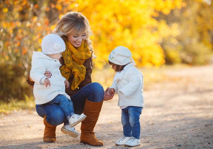 Childcare provider - a flexible side hustle for new moms.