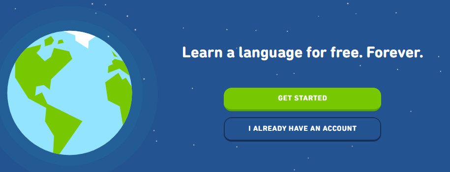 Free language lessons for your kid.