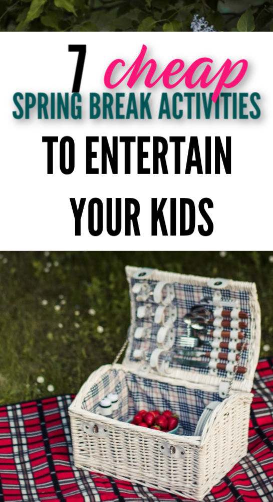 Looking to keep your kids enteratined? Try these seven fun ideas that are easy on the budget.