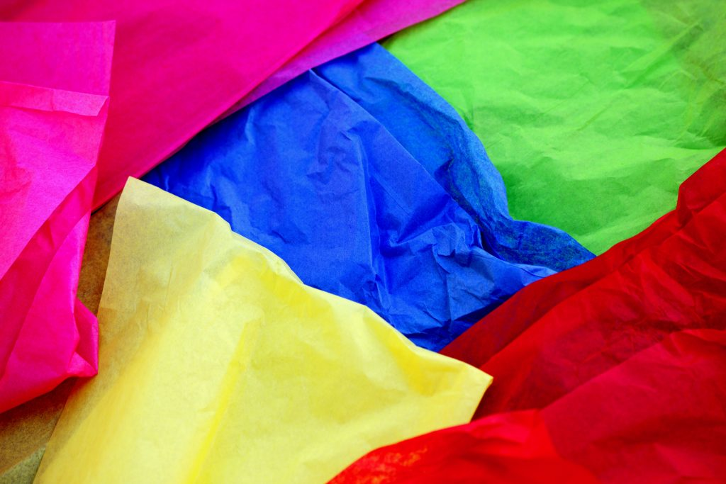 6 Amazing Tissue Paper Crafts For Kids