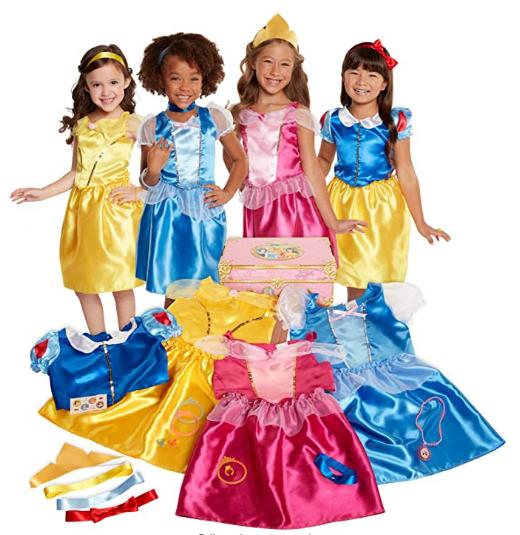 21-Piece-Disney-Dress-Up-Collection