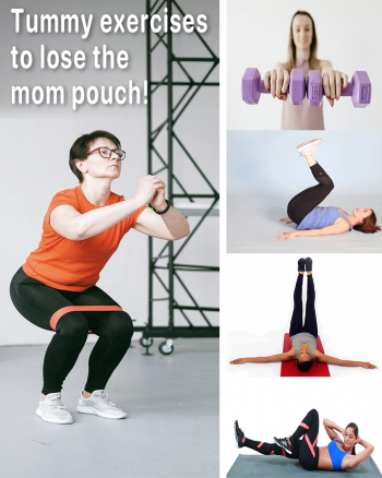 Tummy-Exercises-To-Lose-The-Mom-Pouch
