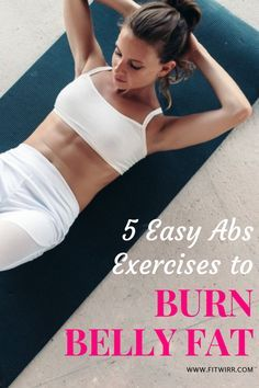 Tummy Exercises To Lose The Mom Pouch