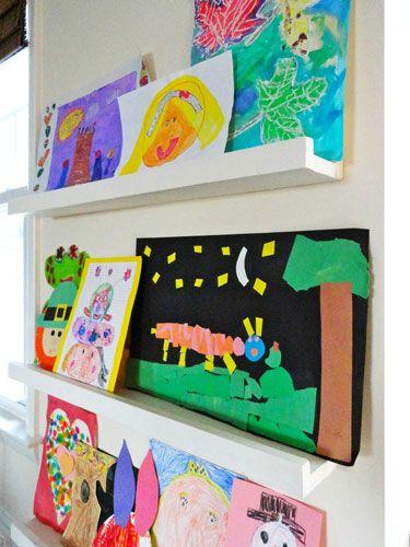 Preschoolers artwork