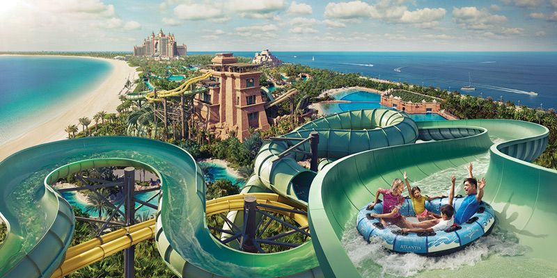 Fun Water Parks To Visit With Your Children