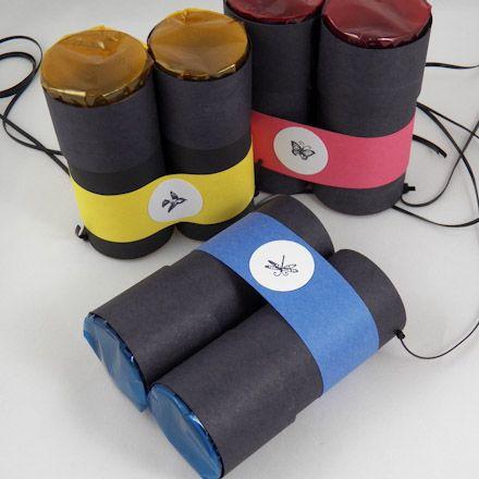 Toilet Paper Binoculars